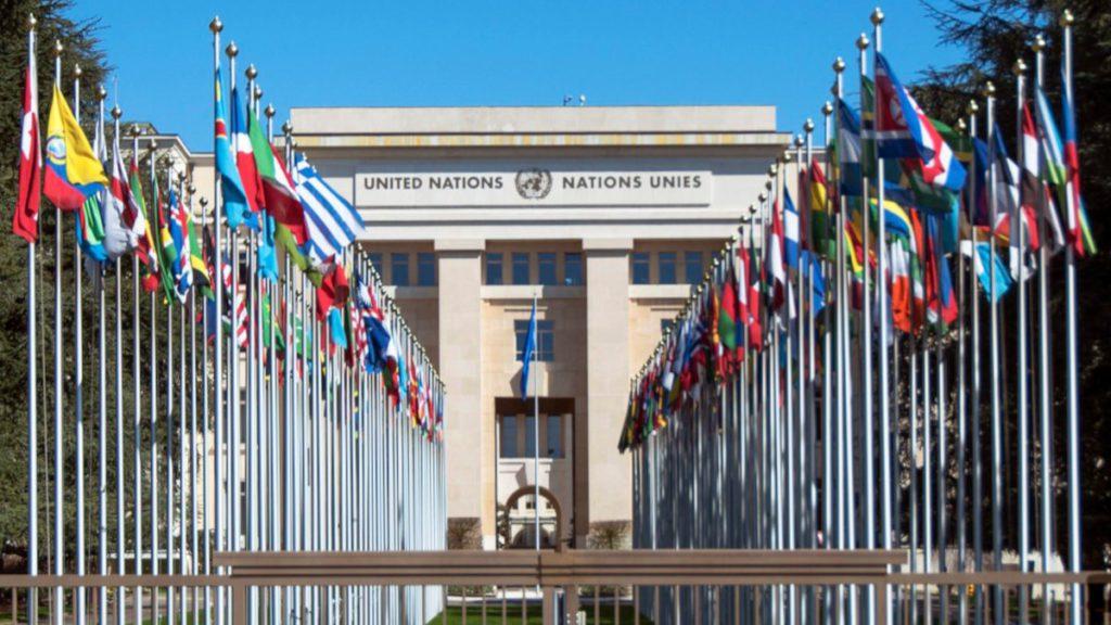国連ジュネーブ