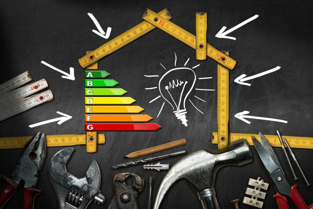 الطاقة DIY