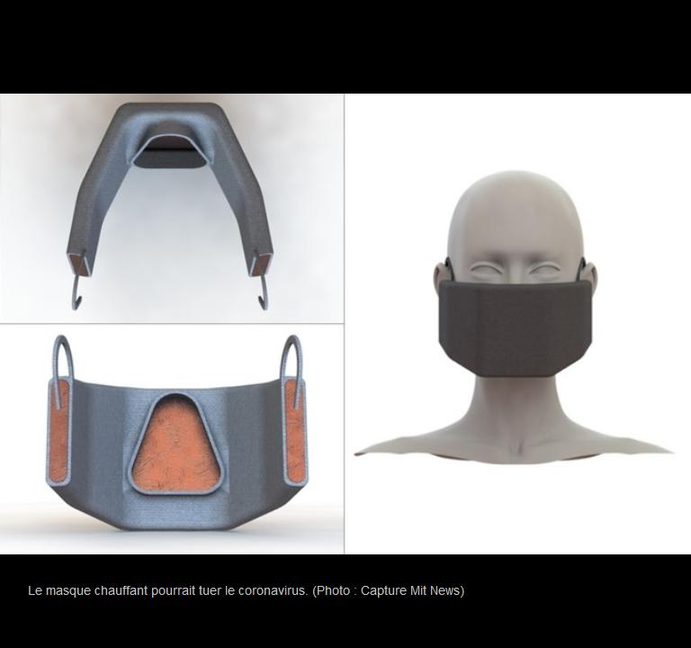 Masque thermique MIT