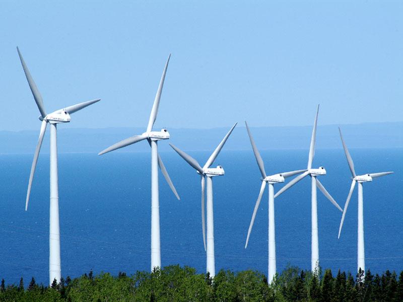 éolienne cotières