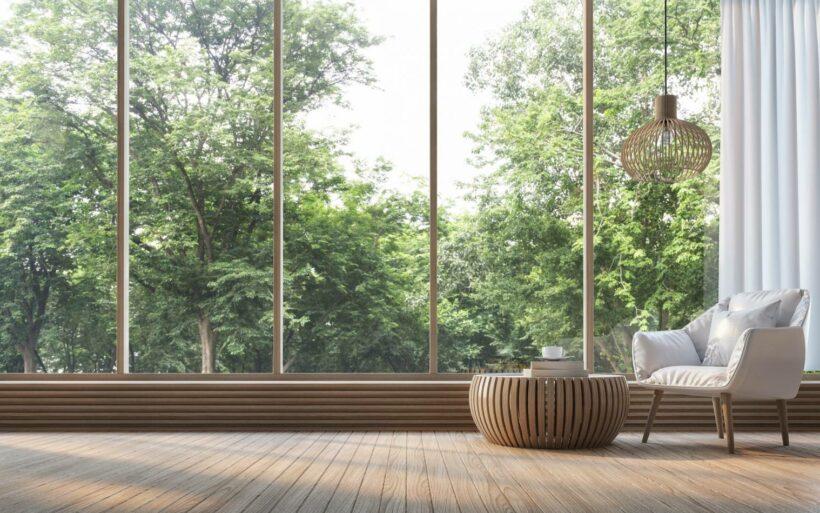 baie vitrée bioclimatique