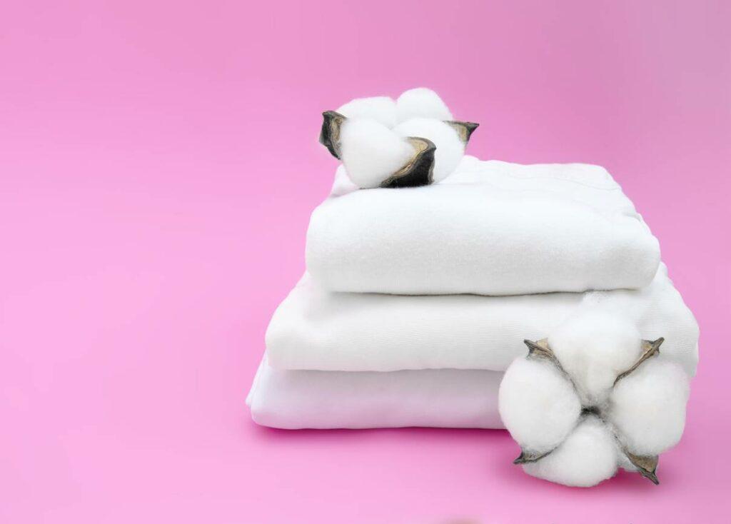 serviette coton bio