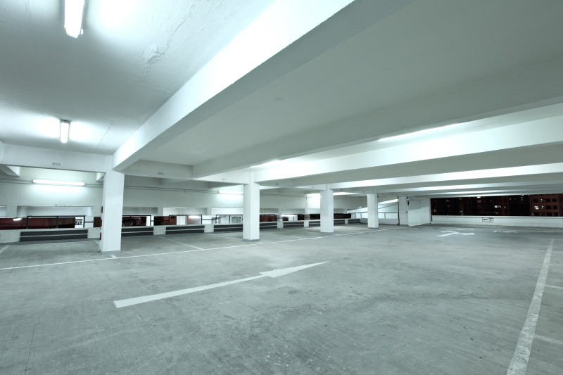 LED garage