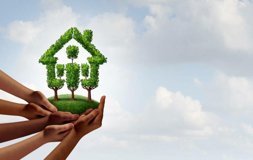 les maisons écologiques