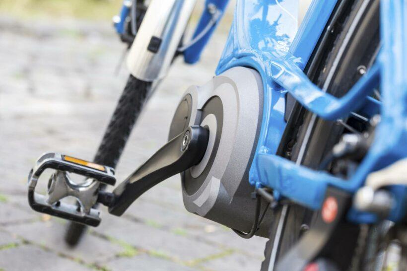 moteur central vélo électrique