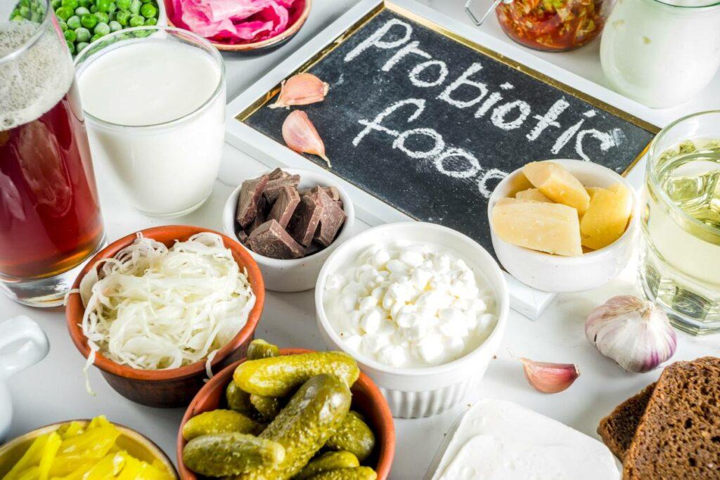 probiotiques complément alimentaires bio