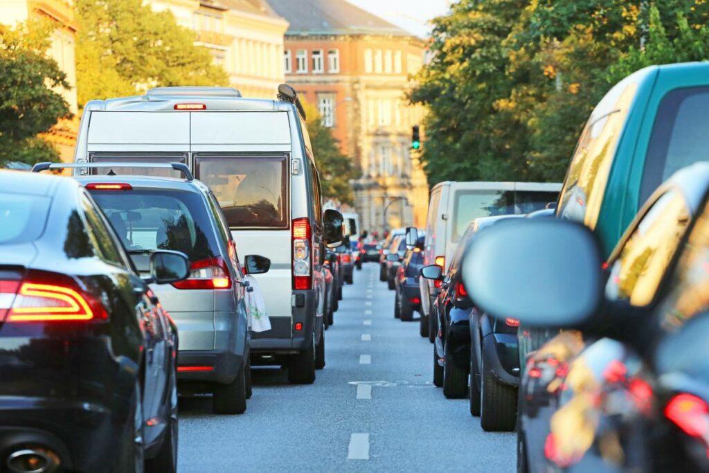 pollution voitures